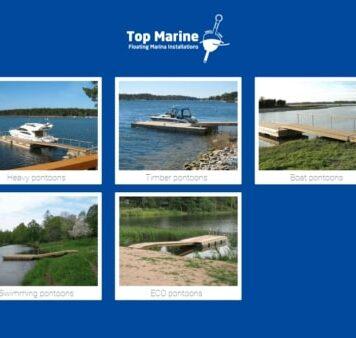 Top Marine, info@topmarine.pl, www.topmarine.pl