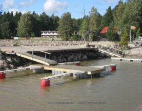 Pontony do łodzi z plastikowym pływakiem, Top Marine, info@topmarine.pl, www.topmarine.pl
